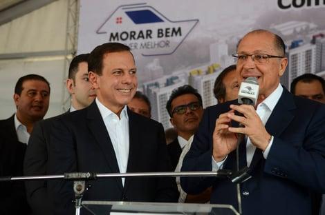 Alckmin-França contra Doria