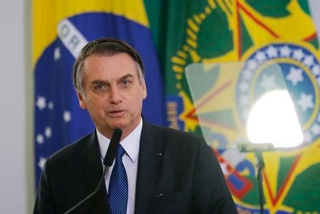 O sanfoneiro de Bolsonaro na Embratur