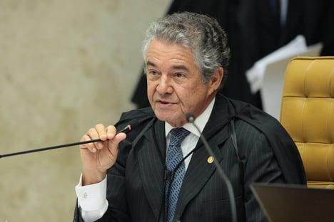 """Ministros do STF reagem a declaração de Aras: """"Onde há fumaça há fogo"""", diz Marco Aurélio"""