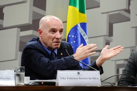 Eike Batista é absolvido pela CVM por ter turbinado currículo