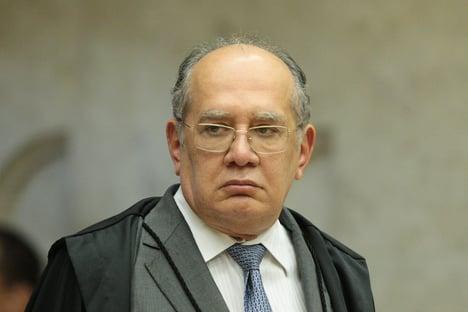 1 x 0: Gilmar vota pela reeleição de Maia e Alcolumbre