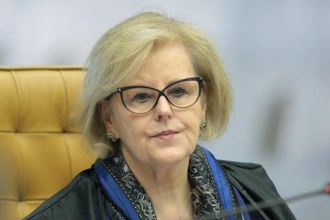 3 x 1 – Rosa Weber vota a favor da anulação das condenações de Lula