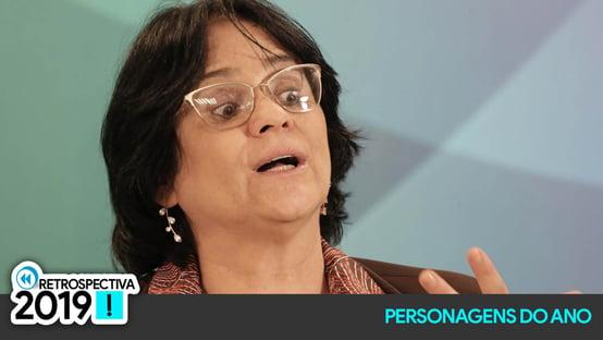 Damares Alves, a ministra dos memes