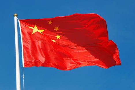 China cresce