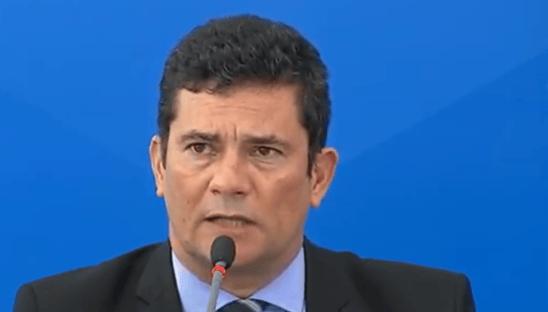 Sergio Moro vai falar