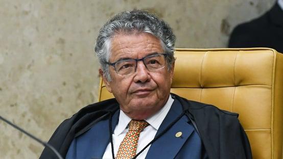 """Marco Aurélio: """"Reze-se em casa"""""""