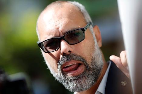 Inquérito da PF cita repasses de servidores a Allan dos Santos