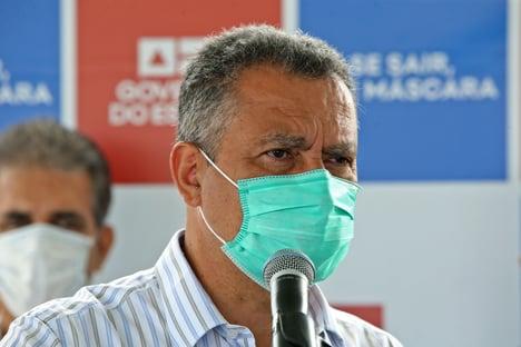 Covid-19: baianos estão morrendo desesperados, diz Rui Costa