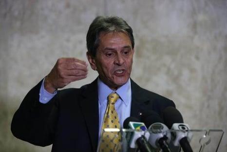 """""""Viva a Justiça brasileira"""", ironiza Roberto Jefferson"""