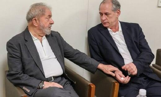 """Senadores comentam sugestão de Ciro para que Lula dê """"passo atrás"""""""