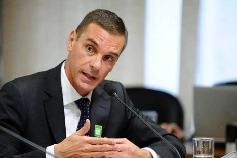 André Brandão deixará a presidência do Banco do Brasil
