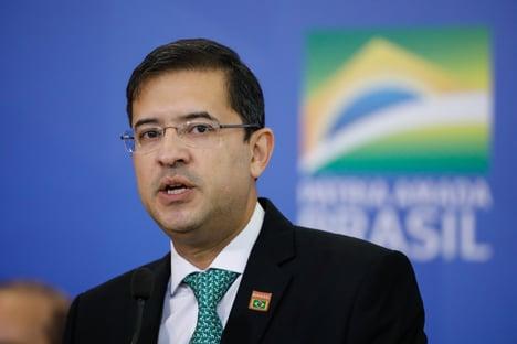 Ministros do STF homenageiam José Levi após pedido de demissão da AGU