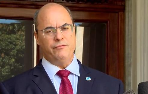 Meu processo teve dedo de Bolsonaro, diz Wilson Witzel