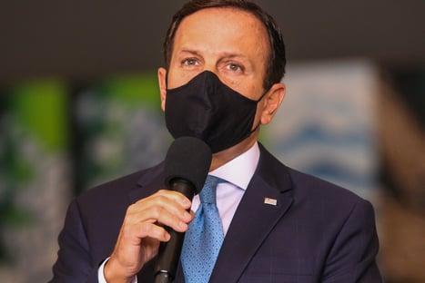 """Doria rebate Bolsonaro: """"É muito amor pela minha calça apertada"""""""