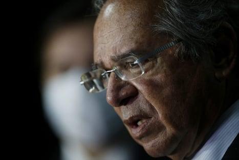 PEC fura-teto foi redigida no Ministério da Economia