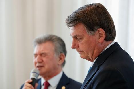 Evangélicos cobram Bolsonaro e se queixam de ministros