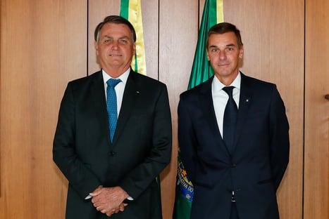 Presidente do Banco do Brasil cansou de Brasília
