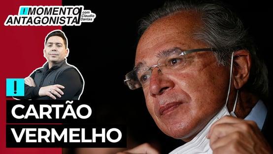 Momento Antagonista: CARTÃO VERMELHO