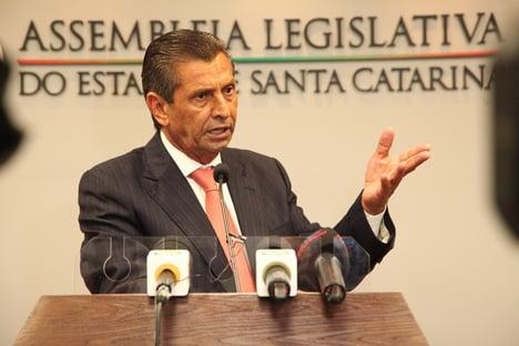Fachin devolve mandato a Júlio Garcia