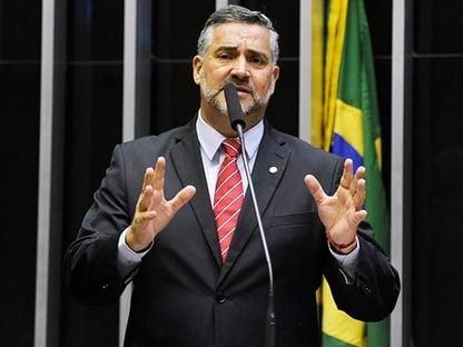 """""""O futuro de vocês é Bangu 8!"""", diz Paulo Pimenta sobre Bolsonaro"""