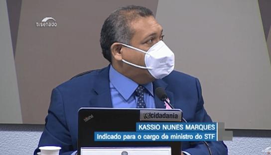 """Ciro Nogueira diz ter muito orgulho por Kassio: """"Qualquer um, se estudar, pode sonhar"""""""