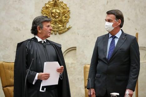 Fux entra na briga por sucessor de Marco Aurélio; Noronha também pressiona