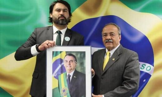 Léo Índio ganha cargo na diretoria do Senado
