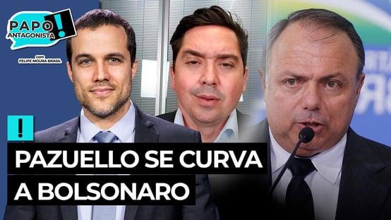 Vídeo: O Centrão militar – Papo com Claudio Dantas