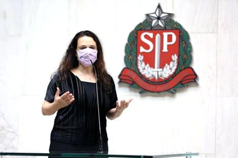 A CPI está pegando mal para o Congresso, diz Janaina Paschoal