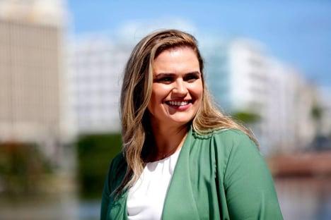 Atacada por petistas, Marília se desculpa por não ter votado contra vacinação privada