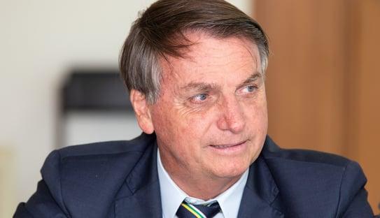 """Bolsonaro volta a dizer que houve fraude nos EUA: """"Tenho minhas fontes"""""""