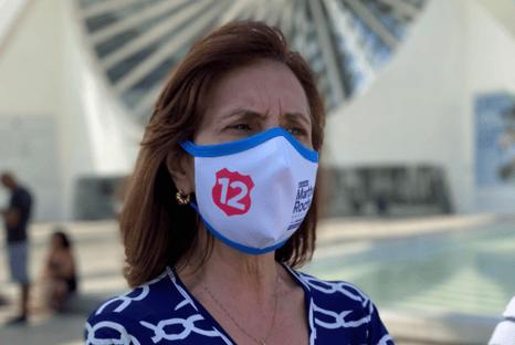 """Martha Rocha ficará neutra no 2º turno no Rio: """"Pura baixaria"""""""
