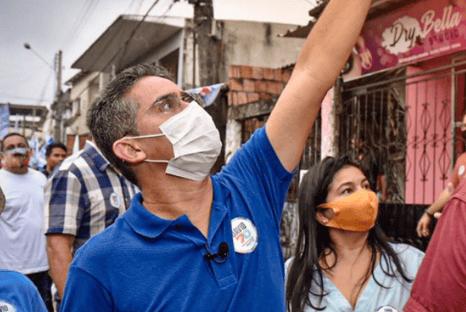 MP ajuíza ação por ato de improbidade contra o prefeito de Manaus