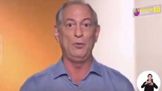 """""""Ciro é um democrata"""""""