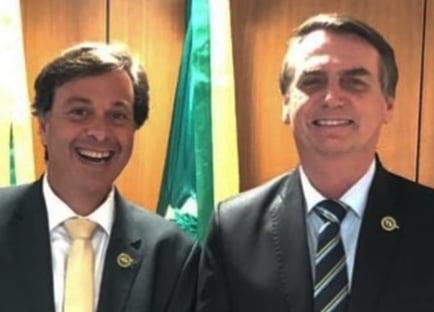 Quem convenceu Bolsonaro a apoiar a delegada em Recife