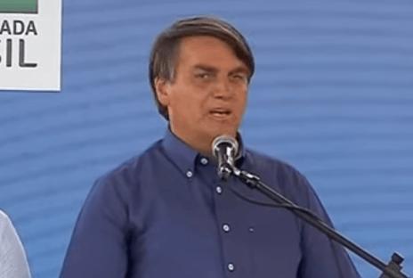 """Bolsonaro: """"Vamos nos preocupar com política"""""""
