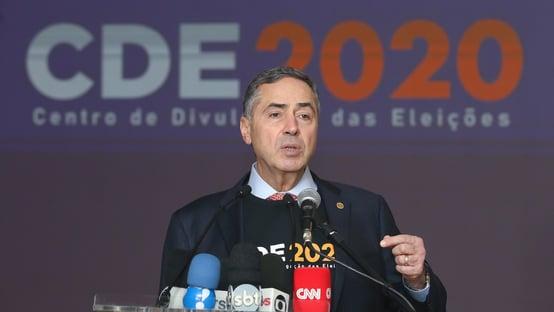 Barroso lançará campanha em defesa do voto eletrônico