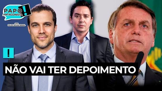Bolsonaro tem medo – PAPO com Claudio Dantas