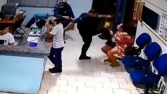 PM de Mato Grosso do Sul afasta agentes que agrediram mulher algemada