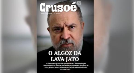 """""""O ALGOZ DA LAVA JATO"""""""
