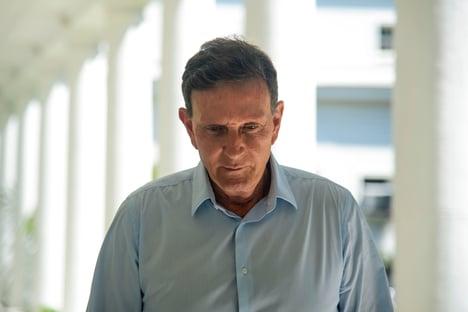 Presidente do STJ ordena transferência imediata de Crivella para prisão domiciliar