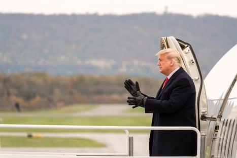 Ao sair da Casa Branca, Trump vai enfentar problemas na Justiça