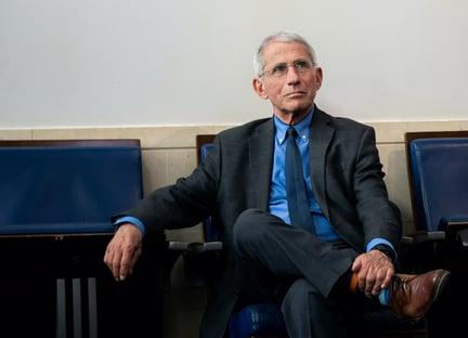 Queiroga conversa com Anthony Fauci por videoconferência