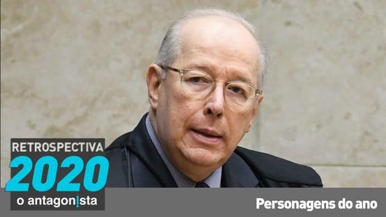 Celso de Mello: a despedida do decano antibolsonarista