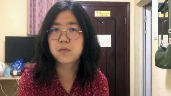 Jornalista chinesa que denunciou epicentro da Covid é condenada