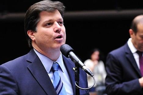 Baleia Rossi será candidato do bloco de Maia à presidência da Câmara