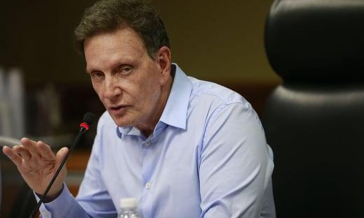 Operação contra Crivella ficou suspensa por seis meses por decisão sobre Coaf