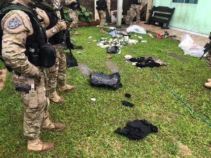 Assalto em Criciúma: PM prende suspeito em casa no RS