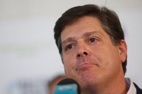 Maia diz que Baleia terá metade dos votos da bancada do Rio