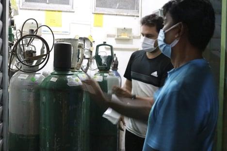 Representante do Ministério da Saúde admite que pode faltar oxigênio em seis estados